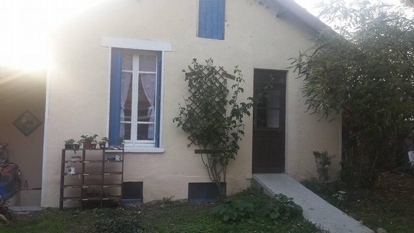 Maisonnette indépendante  (Quiet  Studio House)