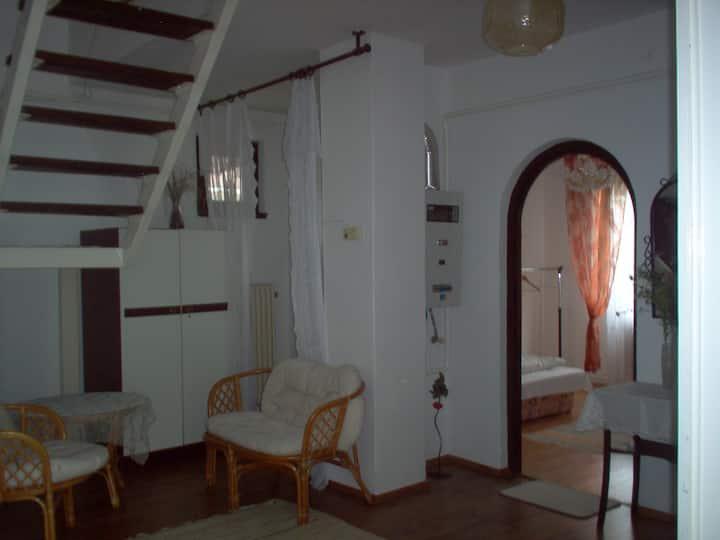 Dunaújváros  tágas ház  8-10 foig