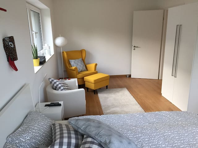 cozy|clean|modern|quiet