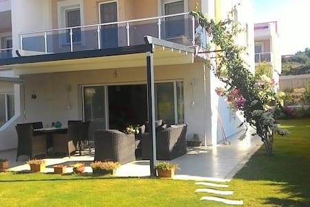 Great Summer House in Cesme Dalyan