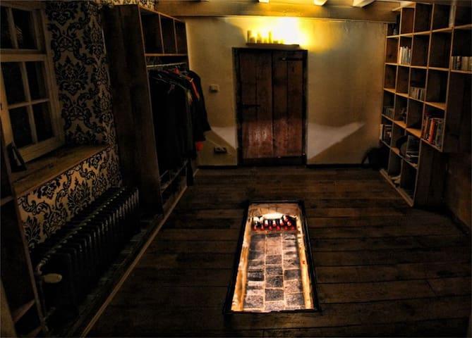 Dubbele kamer met privé badkamer - Pollinkhove, Lo-Reninge - Casa