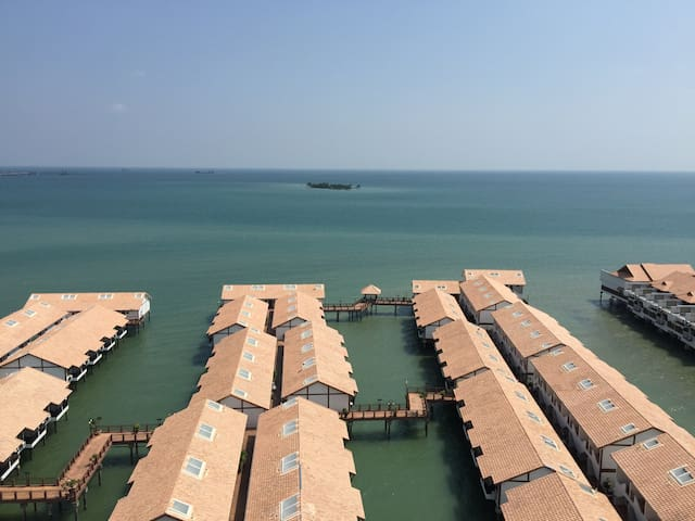 Luxury Sea View Room @Port Dickson - 71000 - Flat