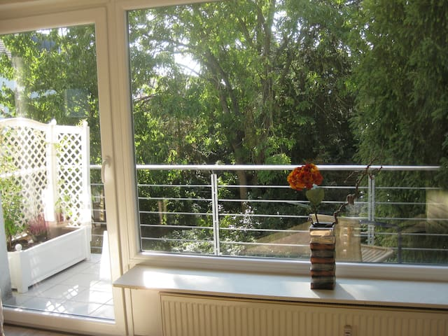 Gemütliche 1 Zi-Wohnung nahe Mainz - Bodenheim - Byt