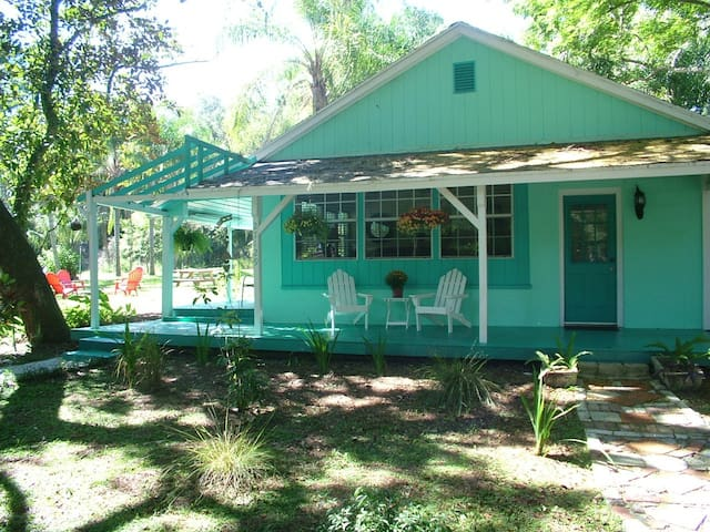 Charming Cottage in Yalaha - Yalaha - Rumah