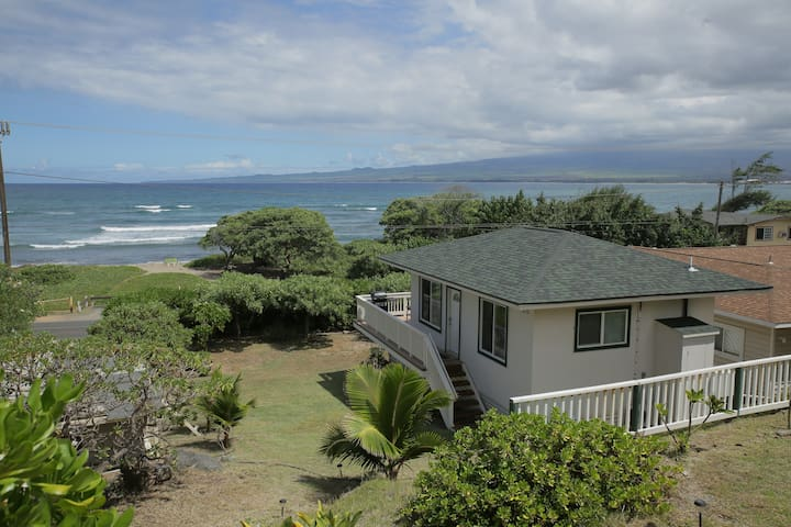 Maui Beach House Bungalows for Rent in Wailuku Hawaii
