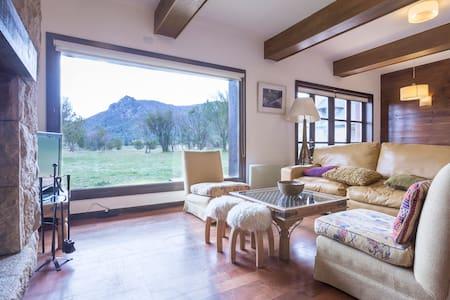 Dpto. Suite vista montaña y polo. - San Carlos de Bariloche