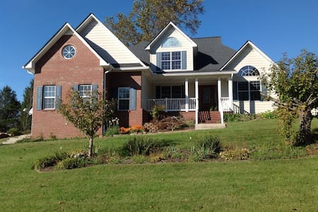 Peaceful and beautiful home - Cookeville - Ev