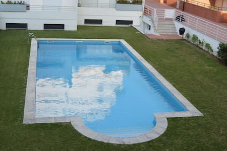 Flat with terrace and swim. pool - Apartamento