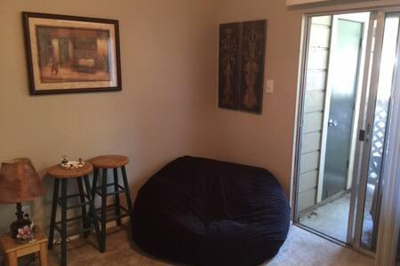Private 1 BR Apt. in Central Austin - Austin - Apartment