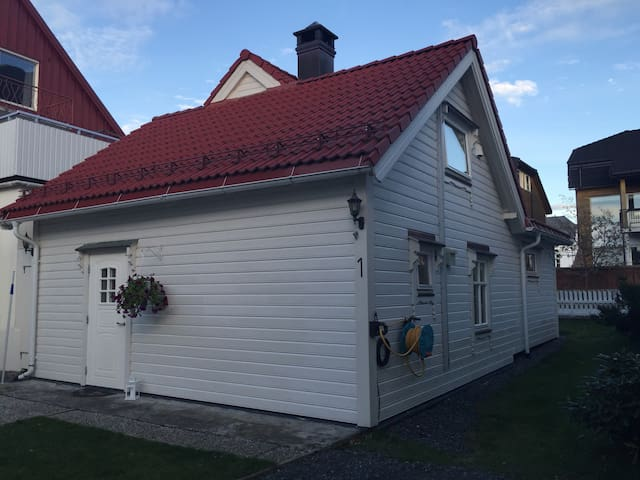 Townhouse in the heart of Nordfjord