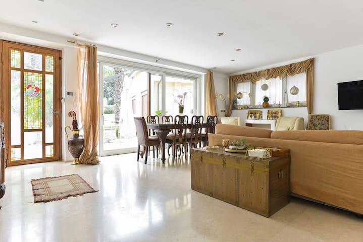 Appartamento lussuoso con giardino. - Rom