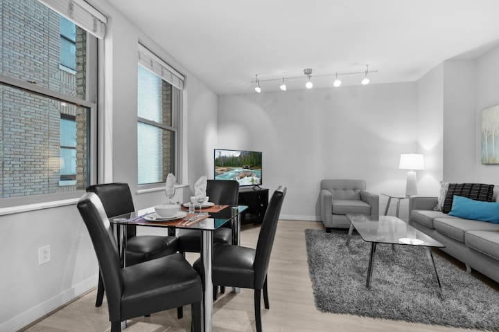 Stylish 1BR | By Metro+Dining+White House | by GLS