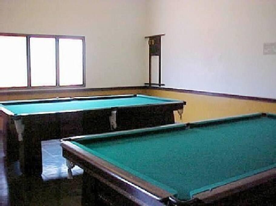 Salão de snooker