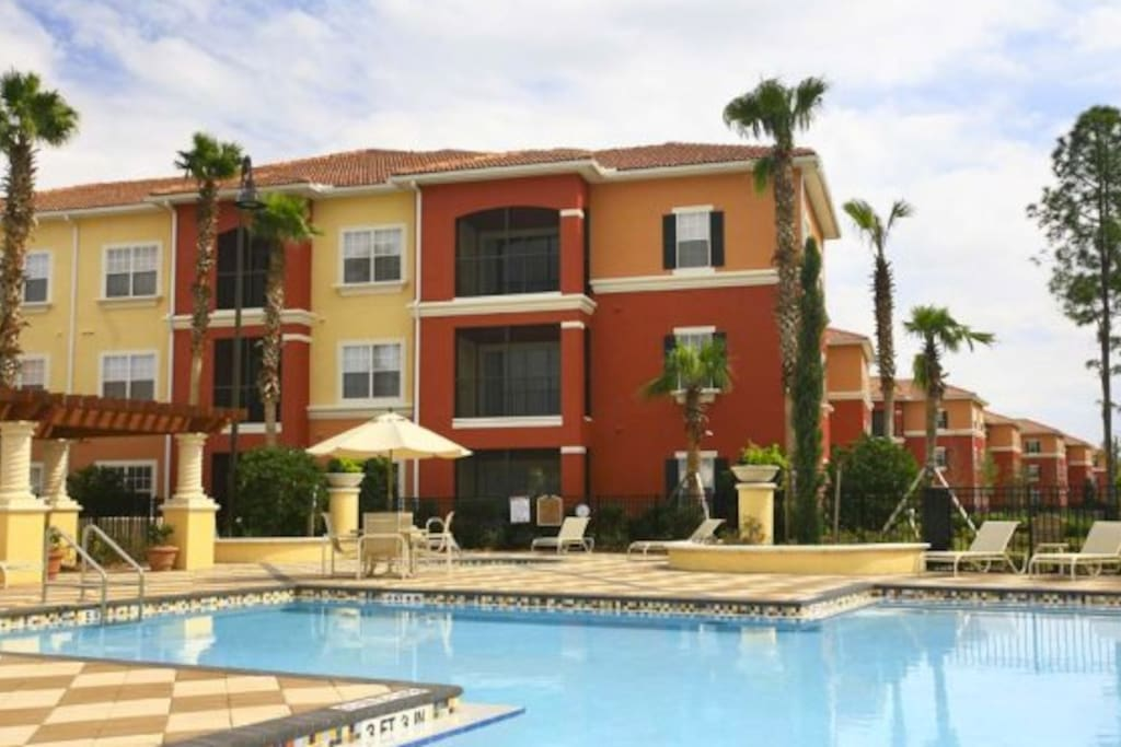 Private Room 4 Miles From Disney Apartments For Rent In Kissimmee Florida United States