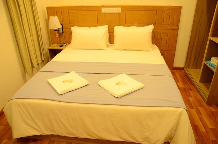 Standard double room - Maafushi