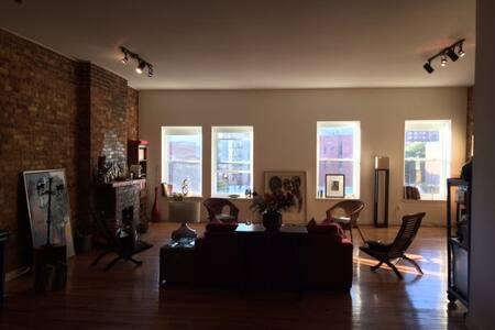 Superb loft in Manhattan - New York