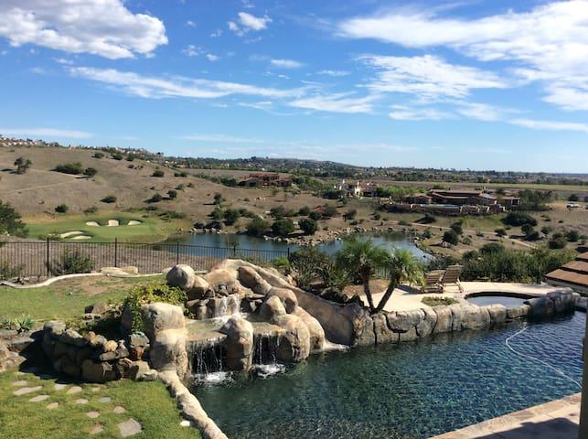 Luxury San Diego Resort Retreat