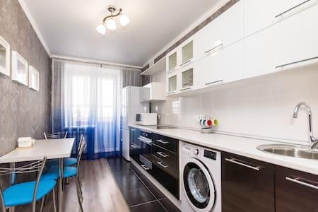 Уютная квартира на Серова 48 - Казань - Apartment