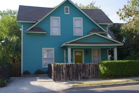 The Coots House - Austin