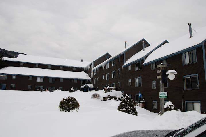 Ski in Ski out condo on Magic Mtn - Londonderry - Condominium