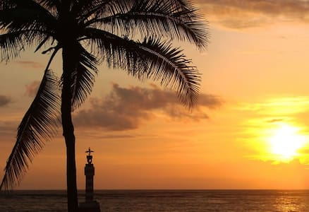 Beachfront Condo - Amazing Sunsets! - Bahia de Caraquez - อพาร์ทเมนท์