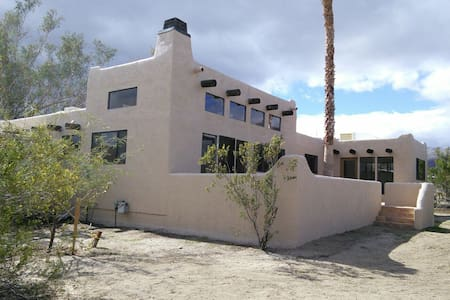 Santa Fe Style Home on Two Acres - Borrego Springs