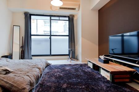 -SHINSAIBASHI- 10min to WALK! FREE Wi-Fi★ 203room - Ōsaka-shi