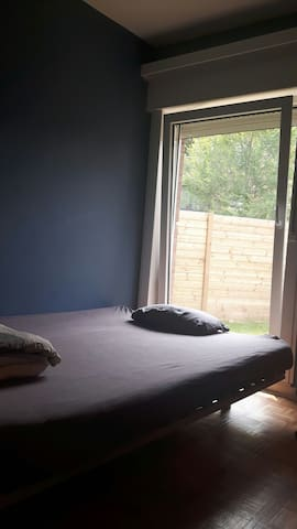 Private bedroom in appartment Leuven (Heverlee)