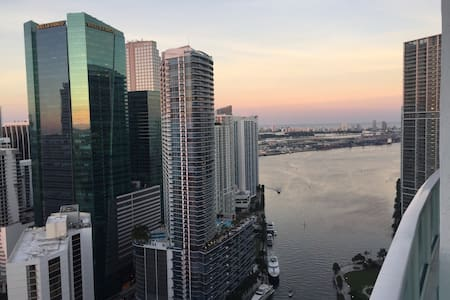 Amazing Brickell Bay Penthouse