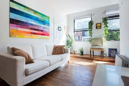 ~Charming Place In East Village~ - New York - Apartment