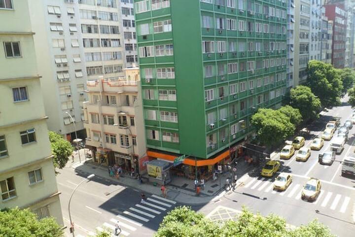 Excellent place in Copacabana - Rio de Janeiro - Apartment