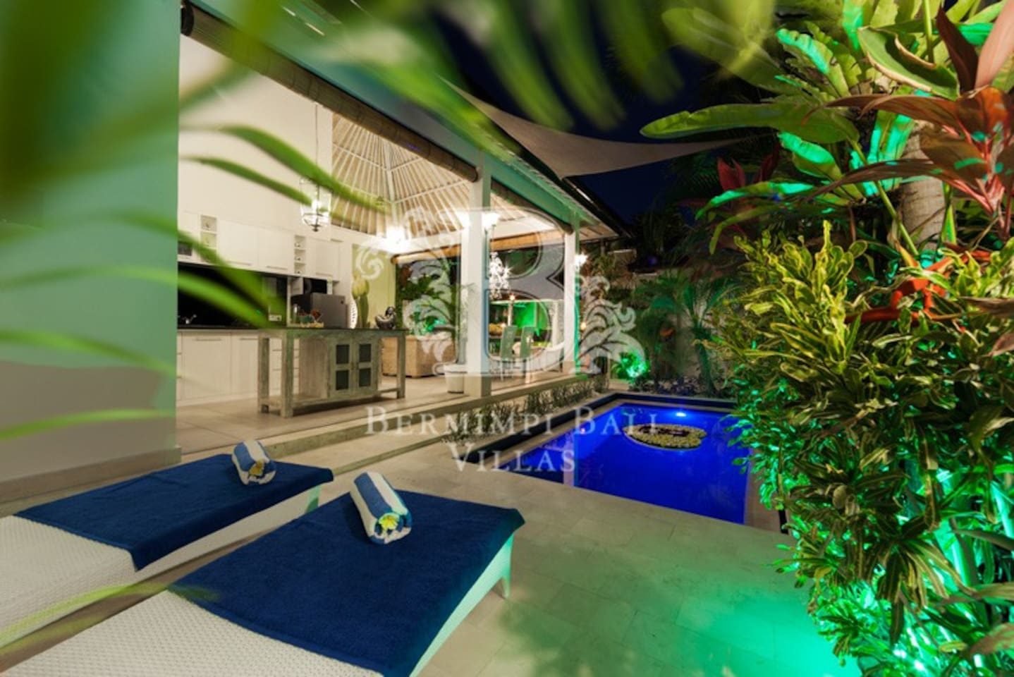 Our Private pool villa in Seminyak