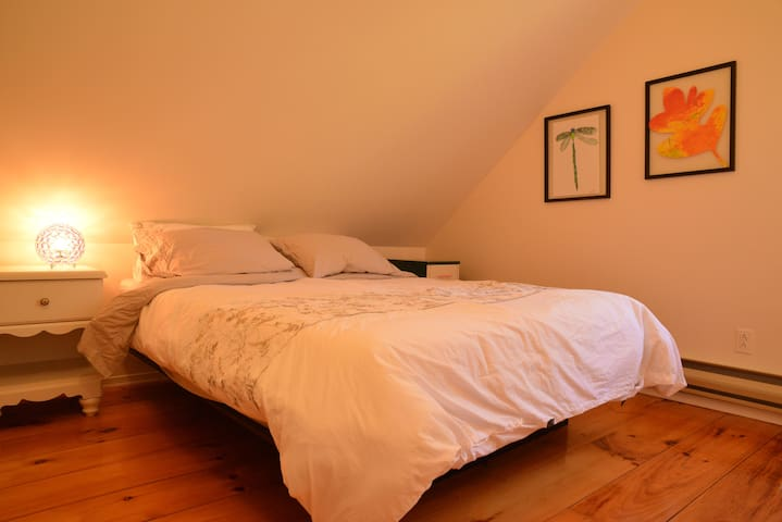 Calm mountain house in the heart of the forest - Bolton-Ouest - 一軒家