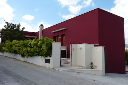 Studio in Trapani countryside - Valderice - Apartament