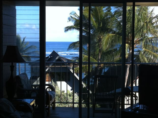 Oceanview Furnished Apartment - Waialua - Apartment