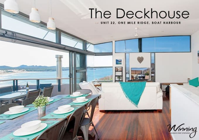 The Deckhouse at One Mile - Boat Harbour - Rivitalo