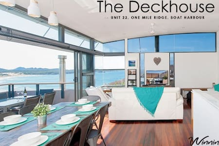 The Deckhouse at One Mile - Boat Harbour - Townhouse