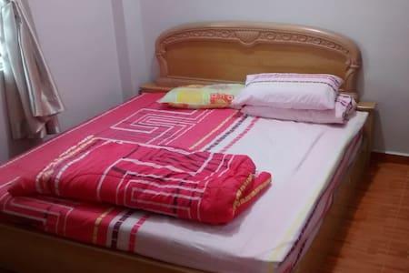 Double Room 1 - Ah Riang HomeStay - Nibong Tebal - บ้าน