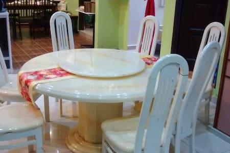 Double Room 1 - Ah Riang HomeStay - Nibong Tebal - House