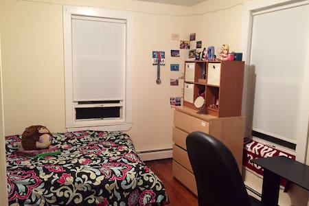 Beautiful bedroom great for July 4 festivals! - Cambridge - Apartment