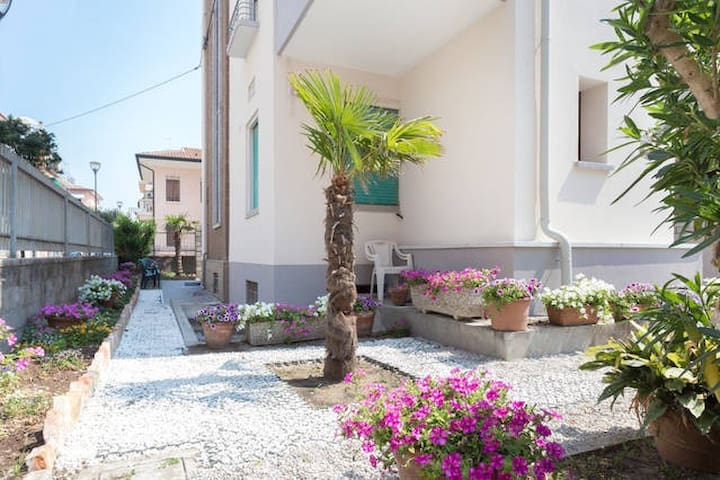 Villa Jadì 14: Your Venetian Lagoon - Chioggia - Wohnung