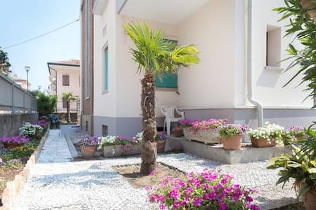 Villa Jadì 14: Your Venetian Lagoon - Chioggia - Appartement