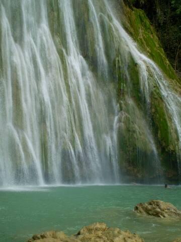 The famous El Limon falls