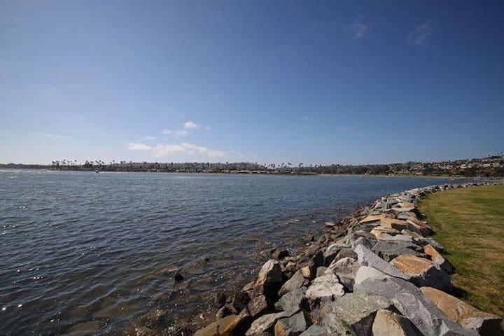 Mission Bay Retreat Studio, near Beaches, La Jolla