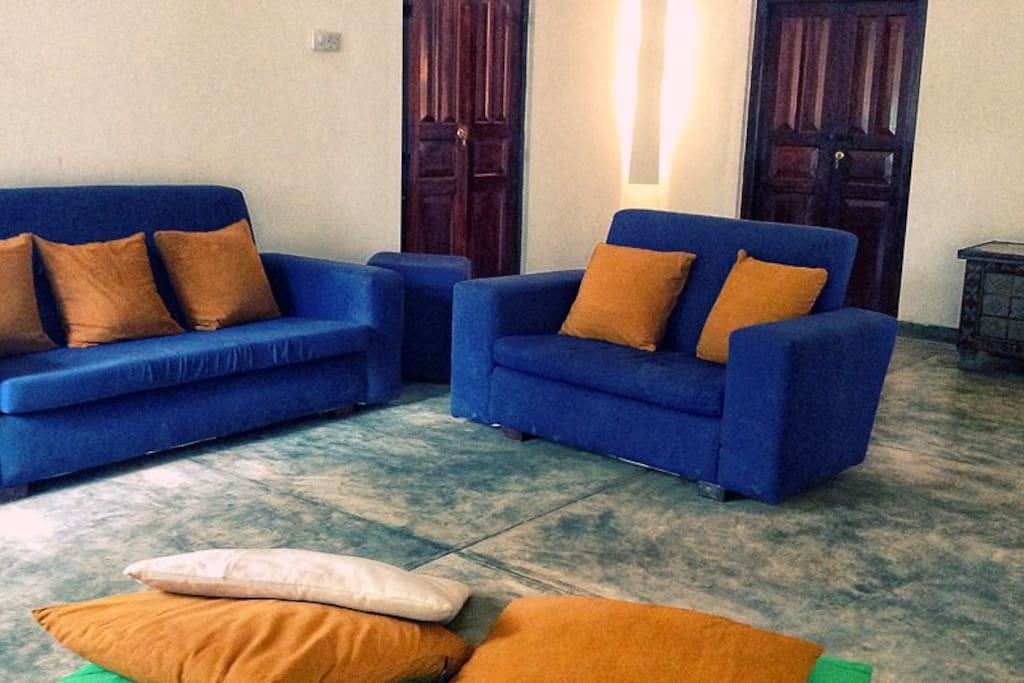 Lounge Space @ Ahangama House