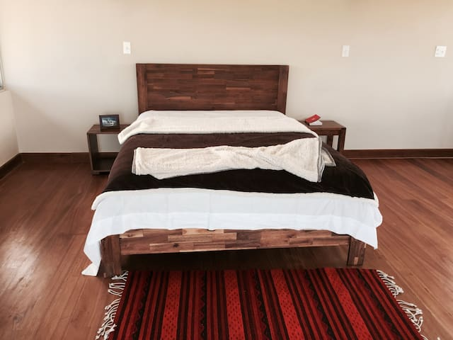 Cama Doble - Double bed