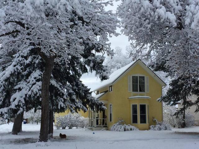 1883 Bon-Ton House @ Historic Downtown Bozeman