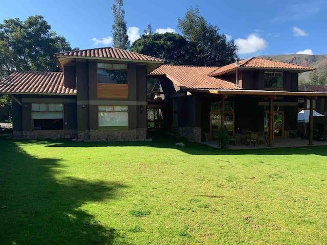 Luxury House Sacred Valley Urubamba-Machu Picchu