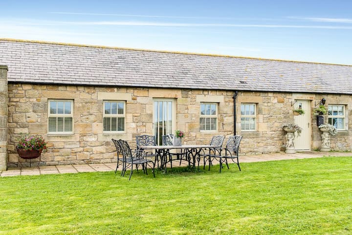 Beach View Cottage near Alnmouth - Alnmouth - Casa