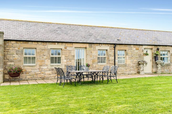 Beach View Cottage near Alnmouth